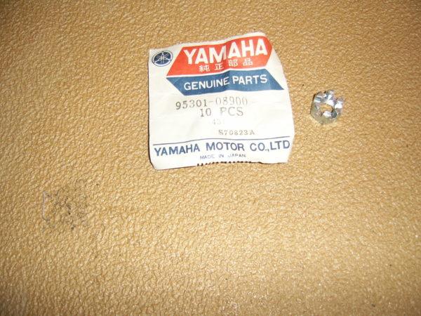 0_Yamaha-Nut-slotted-95301-08900