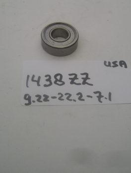 Bearing-1438ZZ