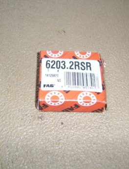 Bearing-FAG-6203-2RSR