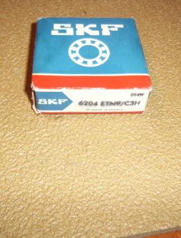 Bearing-SKF-6204-ETN9-C3H