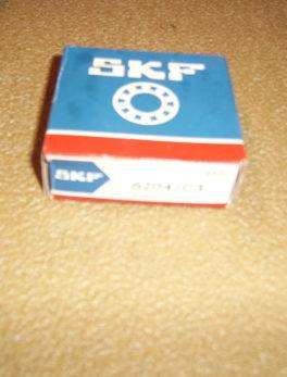 Bearing-SKF-6204C3