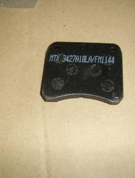 Brake-pad-MTX3427A18LA-FM1144