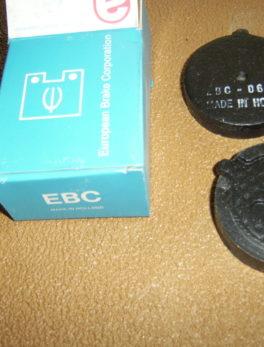 Diverse-Brake-pad-set-EBC-FA38