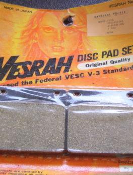 Diverse-Brake-pad-set-Vesrah-VD-415