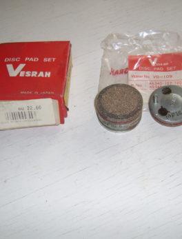 Diverse-Brake-pad-set-Vesrah-VD109-111-Honda