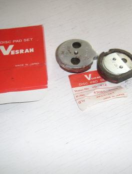 Diverse-Brake-pad-set-Vesrah-VD412-Kawasaki