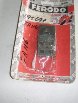 Diverse-Brake-pad-set-model-EBC-fa116