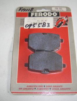 Diverse-Brake-pad-set-model-EBC-fa118