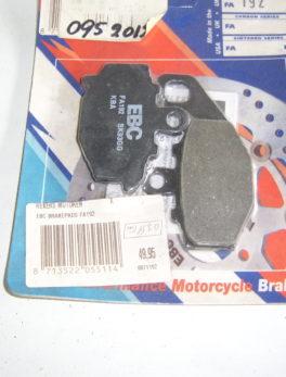 Diverse-Brake-pad-set-model-EBC-fa192