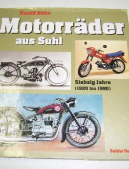 Diverse-Motorräder-aus-Suhl
