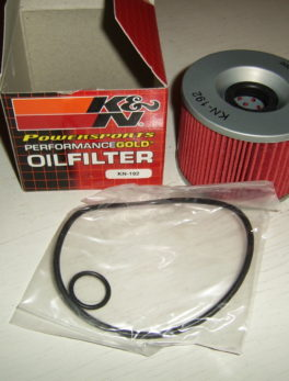 Diverse-Oil-filter-K-N-KN-192