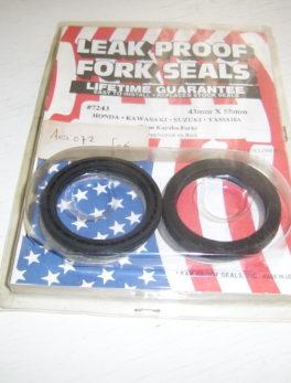 Diverse-Oilsealset-frontfork-Leak-proof-43-55