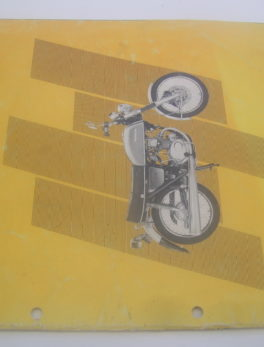 Honda-Parts-List-CB125B6-1974