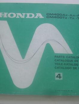 Honda-Parts-List-CM400-1981