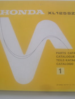 Honda-Parts-List-XL125SZ-1978