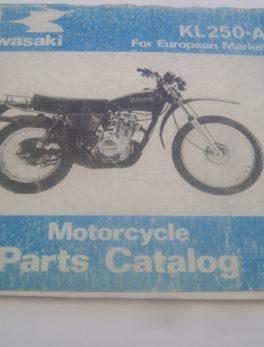 Kawasaki-Parts-List-KL250-A1-A2-1978