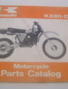 Kawasaki-Parts-List-KX80-D-1980