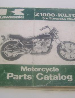 Kawasaki-Parts-List-Z1000-K-LTD-1980