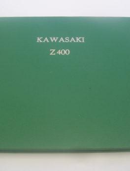 Kawasaki-Parts-List-Z400-1978