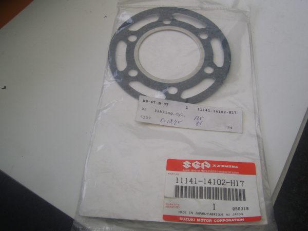 Suzuki-Gasket-11141-14102-H17