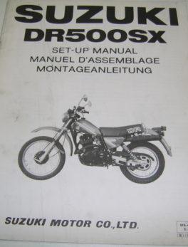 Suzuki-Suzuki-DR500SX