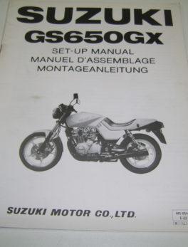 Suzuki-Suzuki-GS650GX