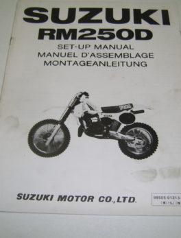 Suzuki-Suzuki-RM250D