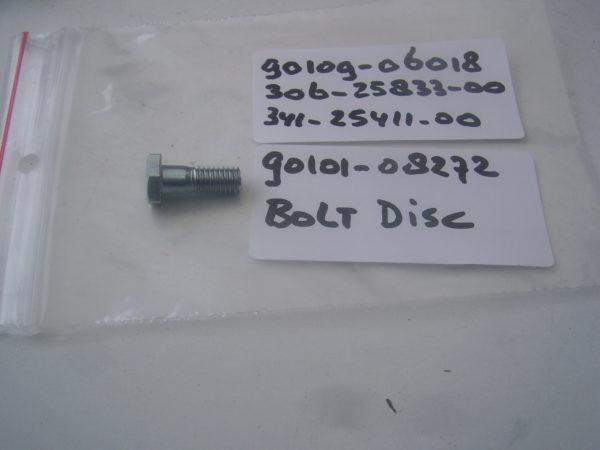 Yamaha-Bolt-disc-fr.brake-90109-06018306-25833-00341-25411-0090101-08272