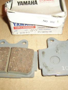 Yamaha-Brake-pad-set-3TJ-W0046-00