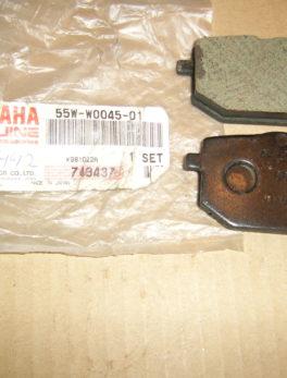 Yamaha-Brake-pad-set-55W-W0045-01