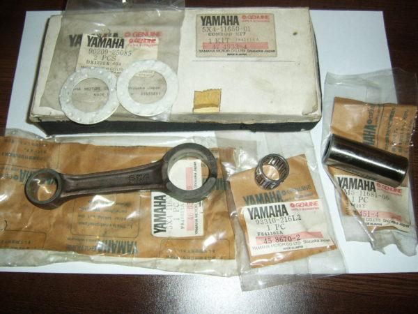 Yamaha-Connecting-rod-assy-5X4-11650-01