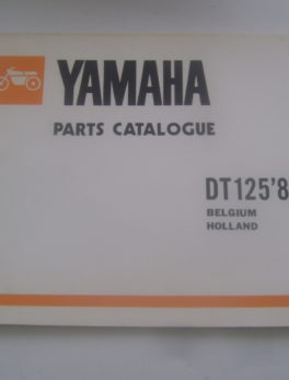 Yamaha-Parts-List-DT125-82