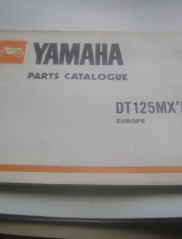 Yamaha-Parts-List-DT125MX-1980