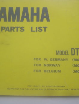 Yamaha-Parts-List-DT50M-79
