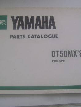 Yamaha-Parts-List-DT50MX-12Y