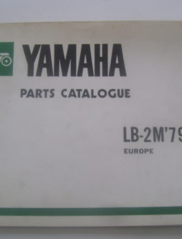 Yamaha-Parts-List-LB-2M-79