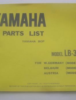 Yamaha-Parts-List-LB-3M-79