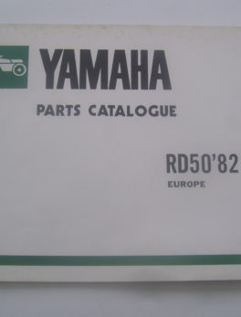 Yamaha-Parts-List-RD50-82