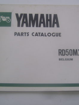 Yamaha-Parts-List-RD50MX-81