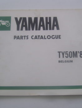 Yamaha-Parts-List-TY50M-80