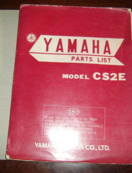 Yamaha-Parts-list-CS2E