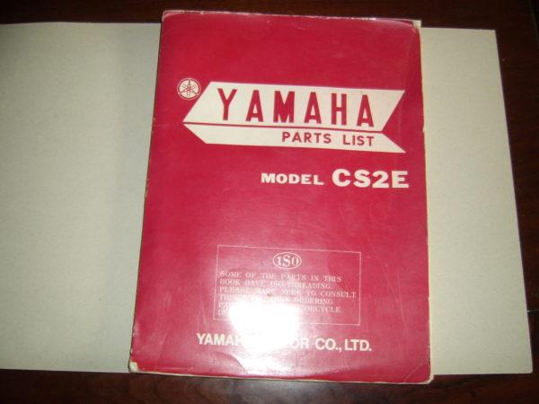 Yamaha-Parts-list-CS2E