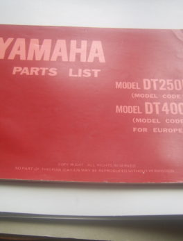 Yamaha-Parts-list-DT250MX-DT400MX-1979