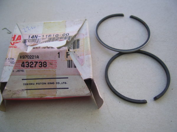 Yamaha-Piston-ringset-14N-11610-00