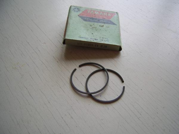 Yamaha-Piston-ringset-307-11601-11