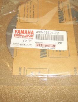 Yamaha-Plate-clutch-498-16325-00