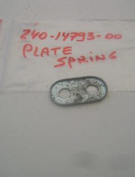Yamaha-Plate-spring-240-14793-00