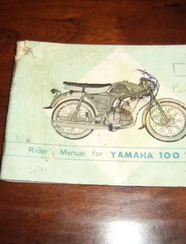 Yamaha-Rider-s-manual-100YL-1