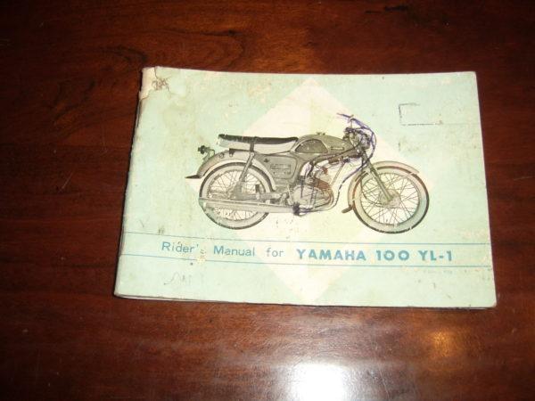 Yamaha-Rider-s-manual-100YL-1