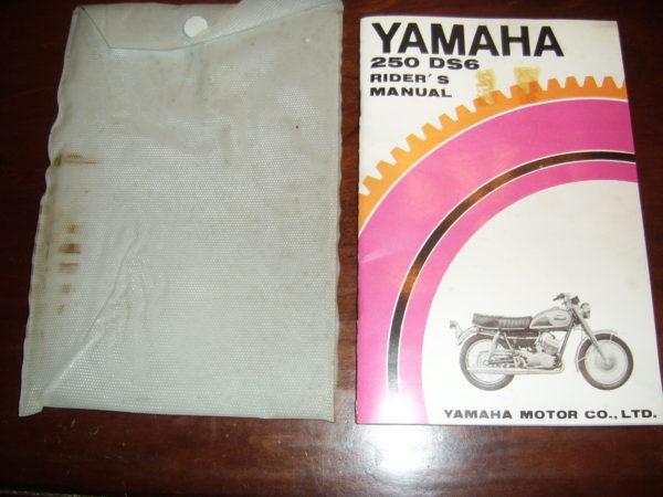 Yamaha-Rider-s-manual-250-DS6